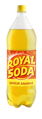 ROYAL SODA ANANAS 2L