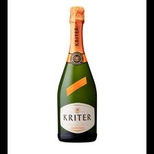 Vin mousseux demi-sec KRITER, 75cl