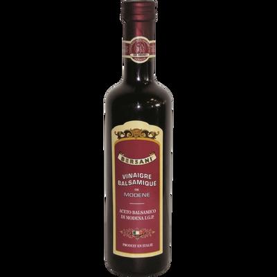 Vinaigre balsamique IGP BERSANI, bouteille de 0.50l