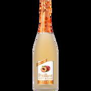 Listel Pétillant Sans Alcool Arômatisé Pêche Listel, 75cl