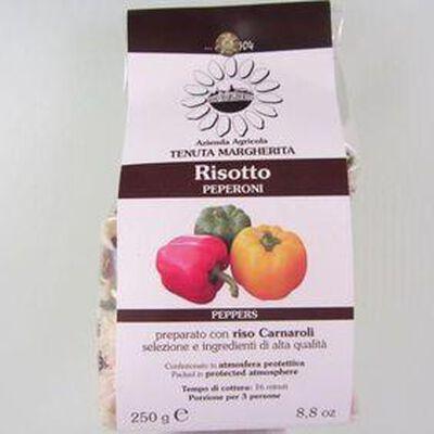Risotto aux poivrons RISO MARGHERITA,250g