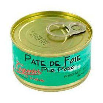 Pâté de foie pur porc TEYSSIER 130g