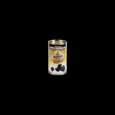 Olives noires dénoyautées KARINA, 150g