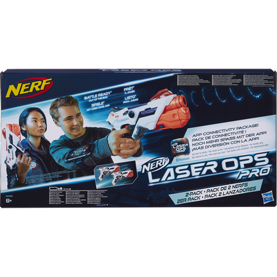NERF LASER OPS ALPHAPOINT X2