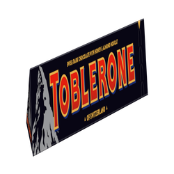 TOBLERONE noir, 360g