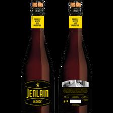 Jenlain Bière Blonde , 6,8°, Bouteille De 75cl