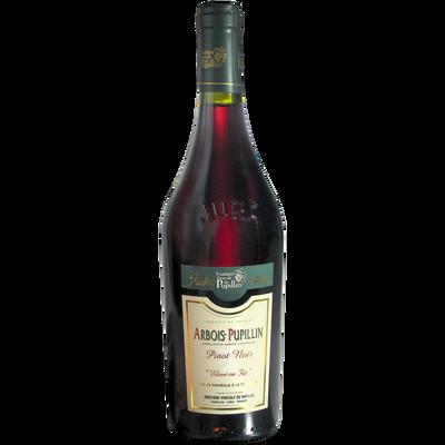 Arbois pinot noir vieilli en fût FRUITIERE VINICOLE DE PUPILLIN, bouteille de 0.75l