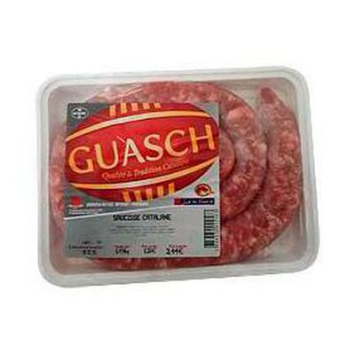 Saucisse Catalane GUASCH,