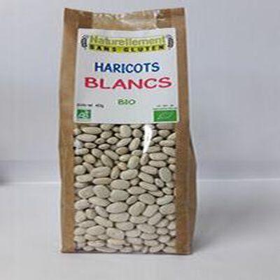 Haricots blancs Bio NATURELLEMENT SANS GLUTEN 400g