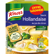 Knorr Sauce Hollandaise Knorr, 30cl