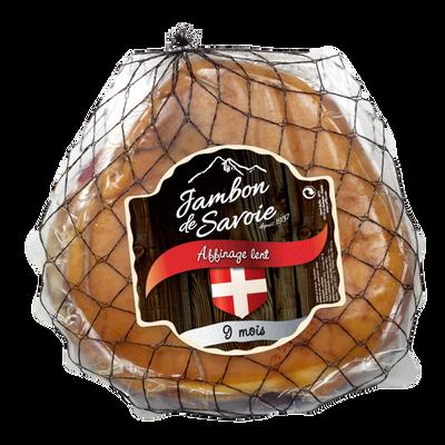 Jambon sec de Savoie désossé HENRI RAFFIN