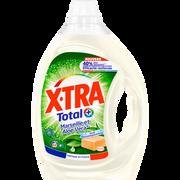 X•TRA Lessive Liquide Marseille Aloe Vera Total X-tra , Flacon De 2,2l Soit44 Lavages