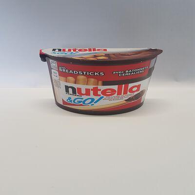 NUTELLA & GO T1