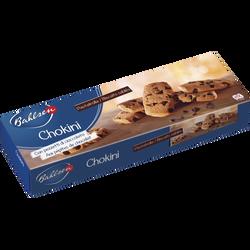 Biscuits à l'orange et pépites de chocolat Chokini BAHLSEN, 125g