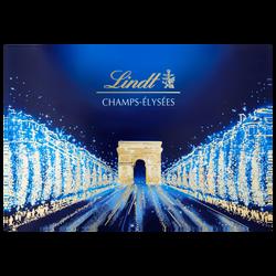 Champs-Elysées assortiment 90 bouchées LINDT, 973g