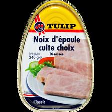 Noix d'épaule cuite TULIP, 340g