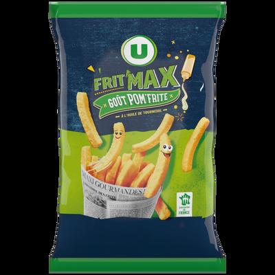 Frit'max goût pom'frites U, 75g