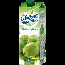 Nectar de prunes de cythère CARESSE ANTILLAISE, briquet de 1l