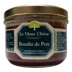 *BOUDIN DE PORC VERRINE 180G VIEUX CHENE