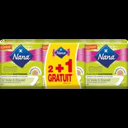 Nana Protège-slip Voile Si Discret Nana, 2x32 + 1 Offert