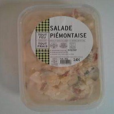 Salade Piémontaise, BREDIAL, barquette de 500g