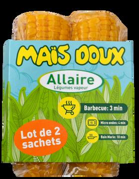 Allaire Maïs, Allaire, Sachet, 2x400g