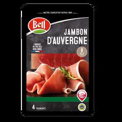 Jambon d'Auvergne IGP BELL, 80g