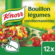 Knorr Bouillon Aux Légumes Méditerranéens Knorr, 132g