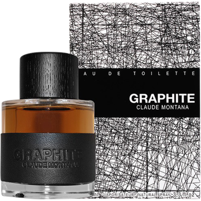 Eau de toilette graphite, flacon de 100ml