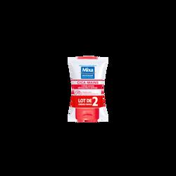 Crème mains cicatrisante MIXA 2x50ml
