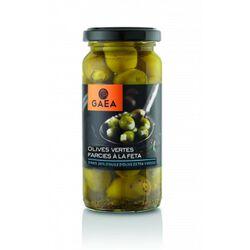 Olives vertes farcies Feta GAEA 230g