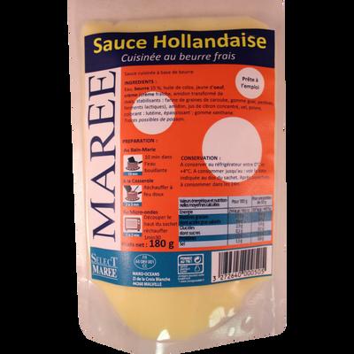 Sauce hollandaise SELECT MAREE, 180g
