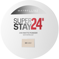 FDT superstay 24h poudre sable MAYBELLINE 30 nu