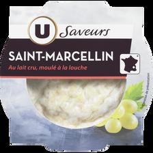 St Marcellin IGP au lait thermisé U SAVEURS, 50%MG, 80g