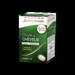 JUVAMINE CHUTE DE CHEVEUX, 30 comprimés