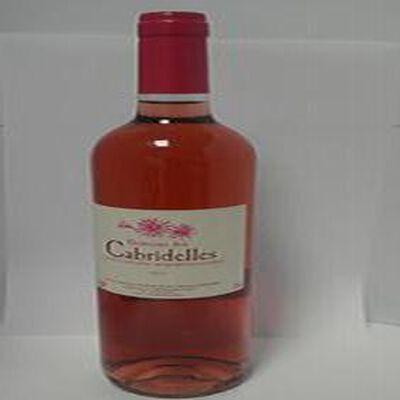 Vin rosé IGP Domaine des Cabridelles 2015 12.5% vol, 75cl