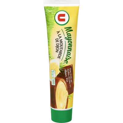 Mayonnaise U, tube de 175g