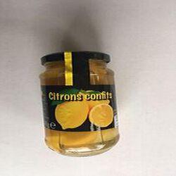 Citrons Confits Ail!Ail!Ail! 325g