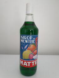1L SIROP MENTHE MATTEI