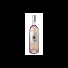"""Vin rosé AOP Côtes de Provence """"Domaine carambole"""", 75cl"""