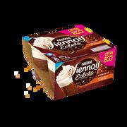 Nestlé Dessert Lacté Chocolat Avec Des Copeaux Au Toffee Le Viennois, X4