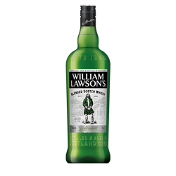 Blended Scotch whisky WILLIAM LAWSON'S, 40°, 1l