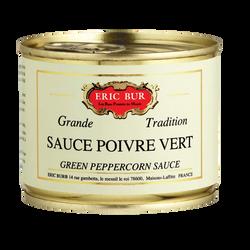 Sauce au poivre vert ERIC BUR, 190g