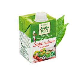 Soja cuisine sans gluten JARDIN BIO 200g