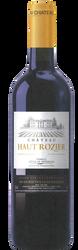 Vin rouge AOP Francs Côtes de Bordeaux Château Haut Rozier, bouteillede 75cl
