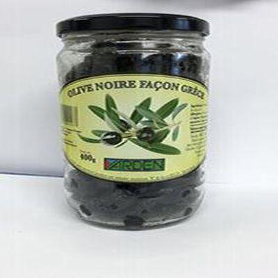 Olive Noire Facon Grèce 400g