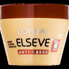 Masque capillaire anti-casse Nutricéramide ELSEVE, 300ml