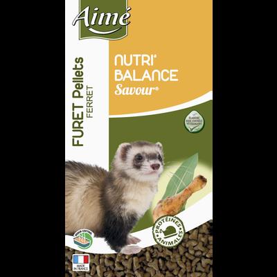 Nutri'balance savour pellets furet, AIME, 700g