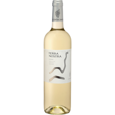 Vin blanc AOP de Corse Vermentinu Terra Nostra