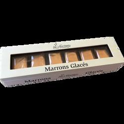 Marrons glacés ARTISAN PROVENCAL, x6, 120g